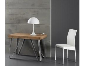 Tavolo consolle allungabile a 195x110 Axel Eurosedia in offerta a prezzo scontato
