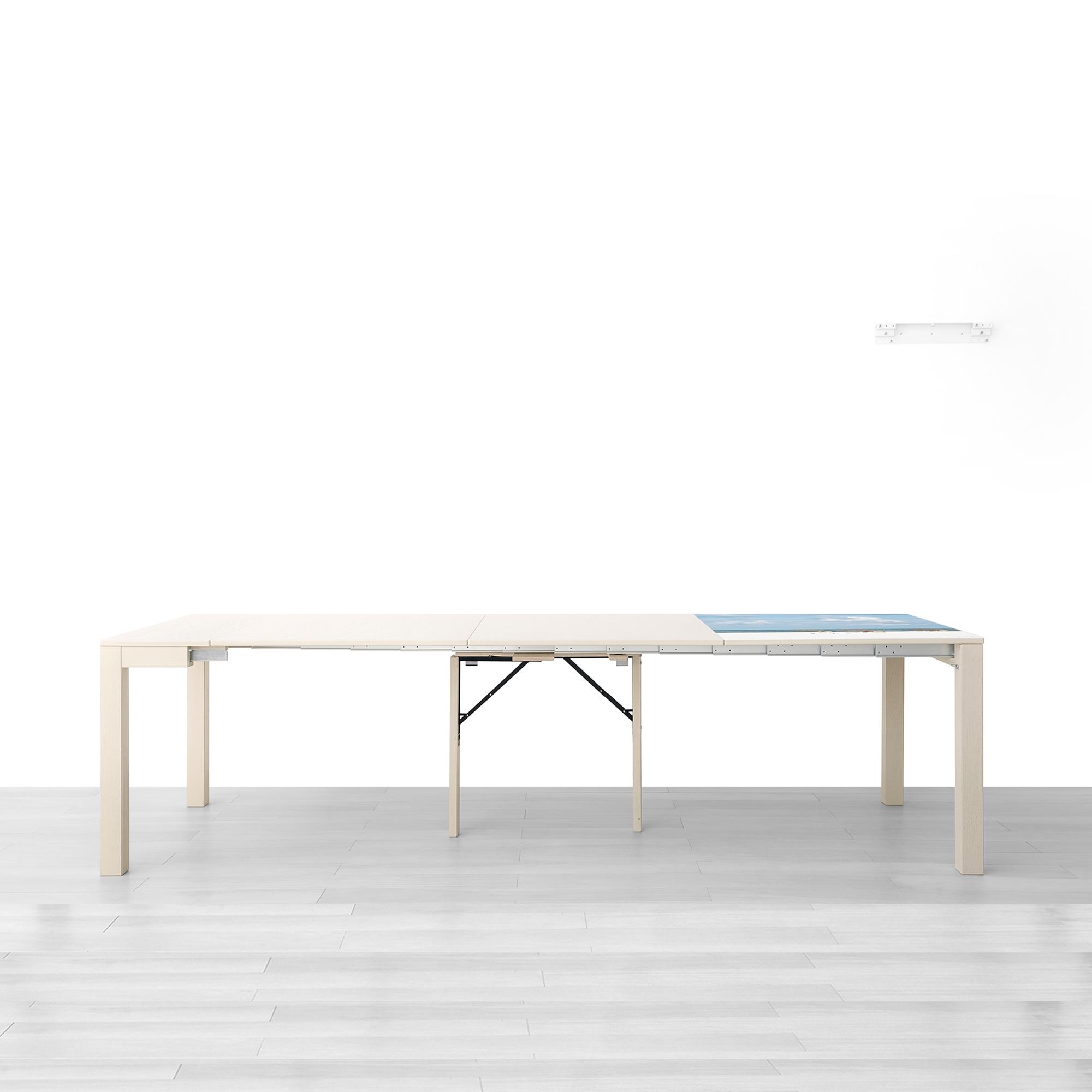 Tavoli design economici tavolo in legno massello natural for Tavolo consolle economico