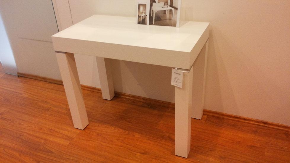 Tavolo consolle riflessi in promozione tavoli a prezzi - Tavolo riflessi prezzi ...