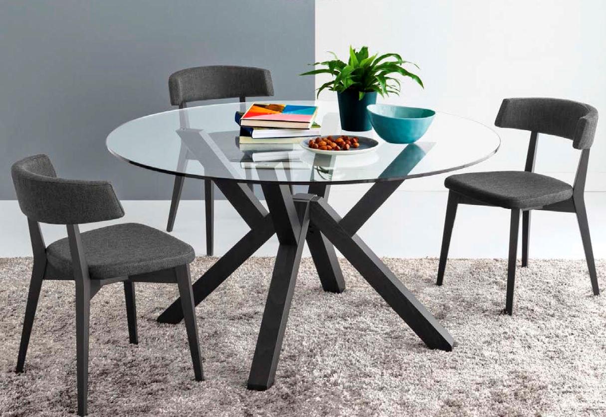 La Seggiola tavolo in cristallo modello Teorema - Tavoli a prezzi ...