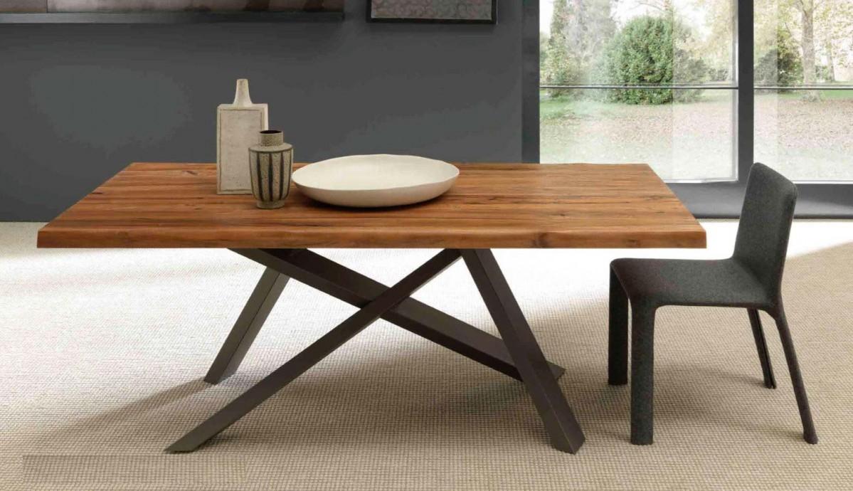 tavolo crossing fisso di fgf in offerta outlet tavoli a