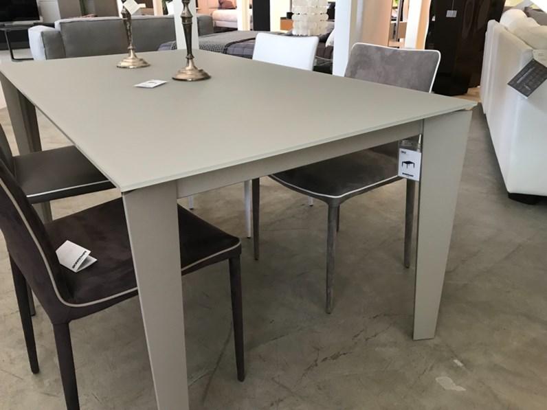 Cruz extendable design table by bontempi arredo design online