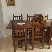 tavolo cucina classico con 6 sedie a Biella vicino Torino e Milano
