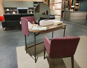 Tavolo Cv 506 scrittoio sedia Prezioso in legno Consolle