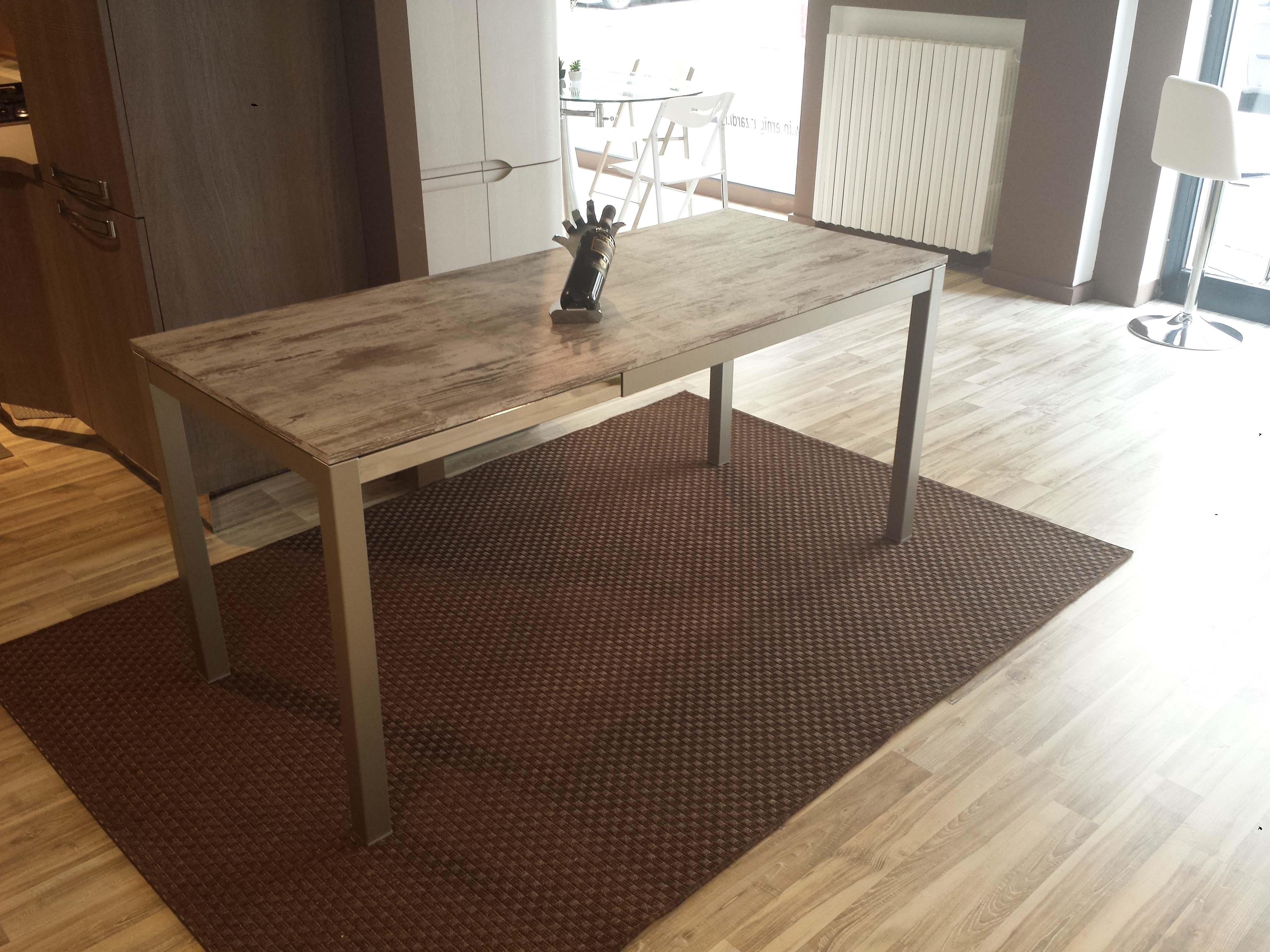 Tavolo da cucina allungabile kitchen tavoli a prezzi scontati - Seggiolini da tavolo prezzi ...