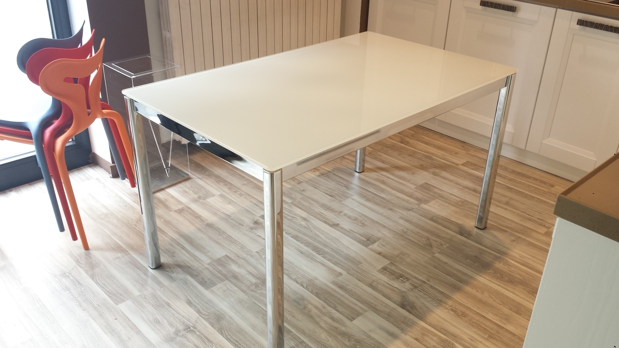 Tavolo da cucina allungabile performance tavoli a prezzi for Tavolo da cucina allungabile rettangolare