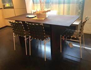 Tavolo da pranzo Paperstone siena Arrital