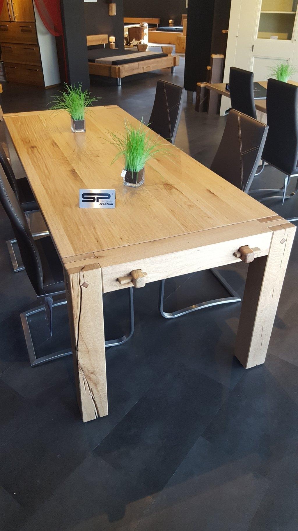 tavolo design rovere massiccio offerta tavoli a prezzi