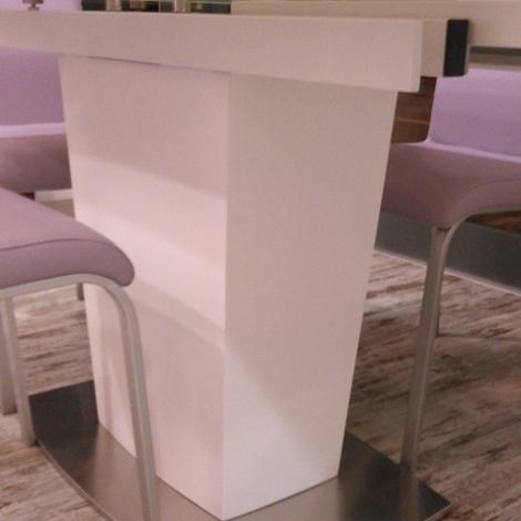 Tavolo di design allungabile in vetro temperato   tavoli a prezzi ...