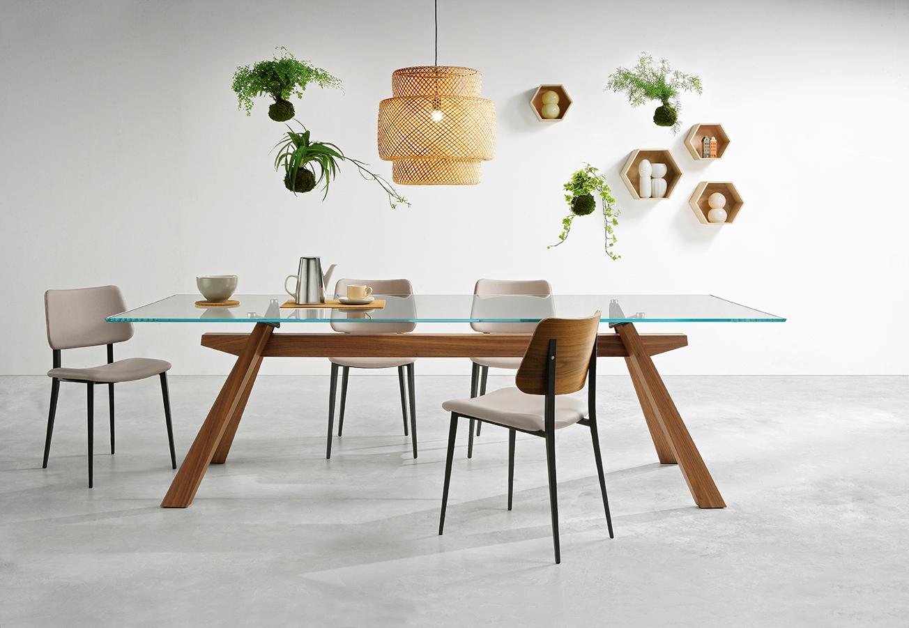 Tavolo di design vetro tavoli a prezzi scontati - Tavolo di vetro ...