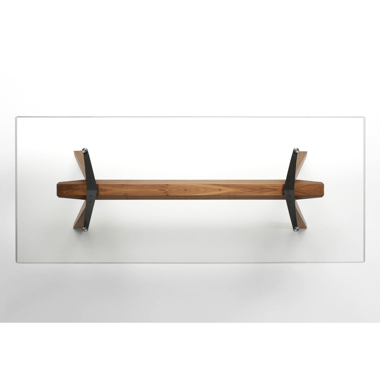 Tavolo di design vetro tavoli a prezzi scontati - Tavolo fratino moderno ...