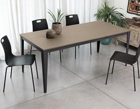Tavolo di Ingenia Dom 160 PREZZI OUTLET