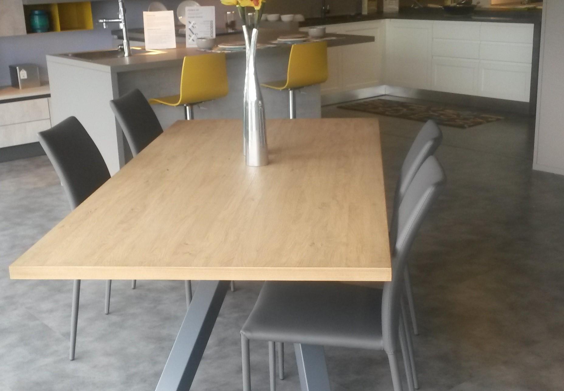 Tavolo di lazzaro tavolo mod materia fisso rettangolari fissi tavoli a prezzi scontati - Prezzi tavoli di lazzaro ...