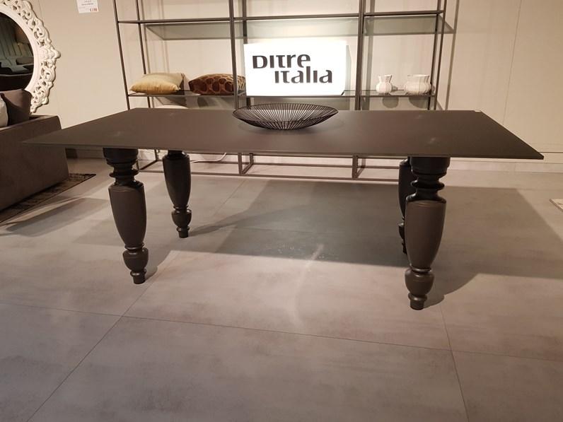 Tavolo di liddo perego london prezzi outlet for Folini arredamenti