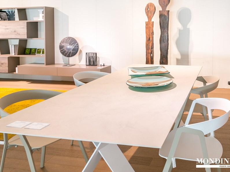 Tavolo di presotto modello tailor scontato del 22 for Mondini arredamenti