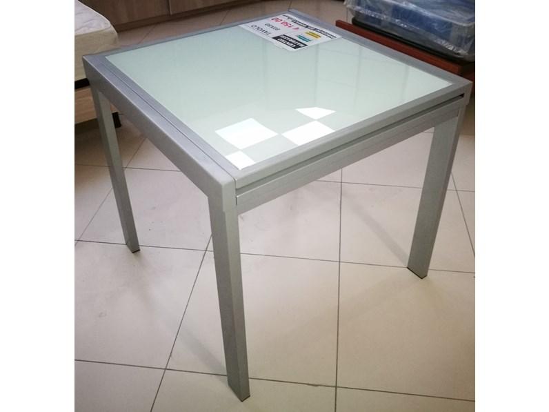 Tavolo di target point dama a prezzi outlet for Mercatone dell arredamento fizzonasco