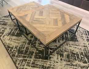 Tavolo Dialma brown Set tavolini PREZZI OUTLET