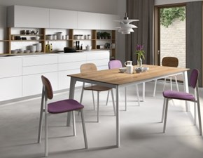 Tavolo Drop basic Point house in OFFERTA OUTLET