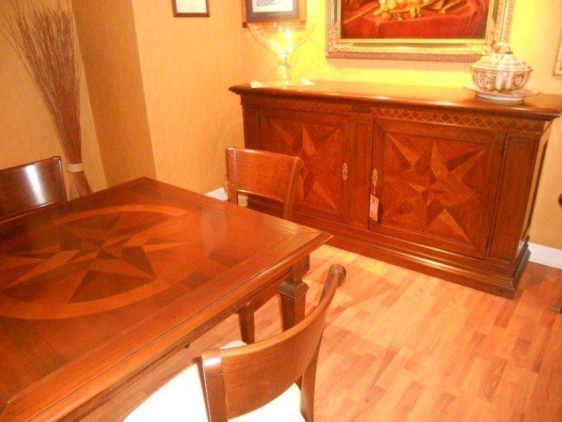 Tavolo e 4 sedie in offerta - Tavoli a prezzi scontati
