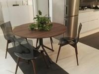 TAVOLO e 4 SEDIE marca tonin casa prezzo SCONTATISSIMO - Tavoli a ...