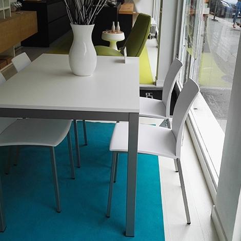 Tavolo e 4 sedie prezzo scontatissimo tavoli a prezzi for Fontana arreda