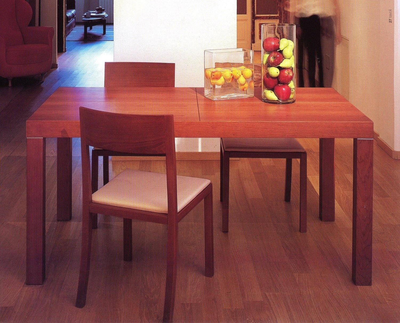 Tavolo e sedie verardo kronos tavoli a prezzi scontati for Tavolo allungabile e sedie