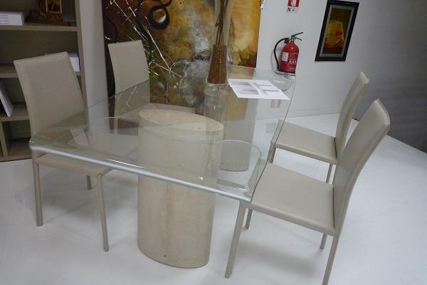 Tavolo e sedie tavoli a prezzi scontati - Sedie per tavolo in vetro ...