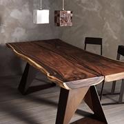 Tavolo Elite Tavolo in legno massiccio Rettangolari Fissi Legno
