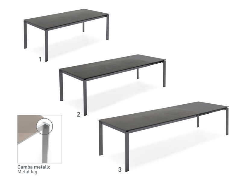 Tavolo eminence m wood connubia by calligaris for Tavolo eminence calligaris