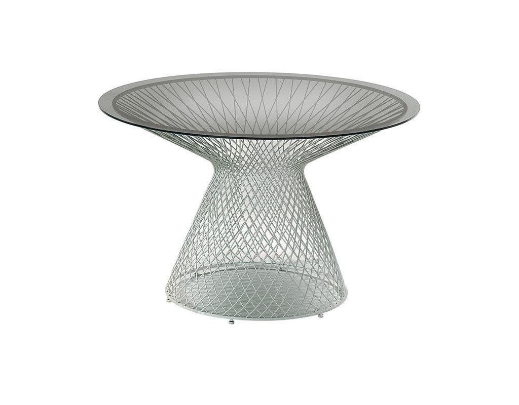 Tavolo emu modello heaven tavoli a prezzi scontati - Tavolo rotondo vetro diametro 120 ...