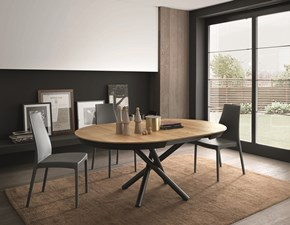Tavolo Moderno Rotondo.Offerte Di Tavoli Rotondi Allungabili A Prezzi Outlet