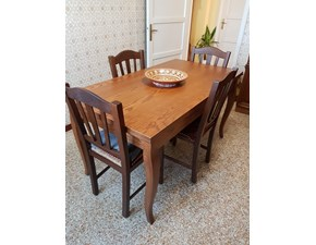 Tavolo fisso Art.610-tavolo roma design Mirandola a prezzo ribassato