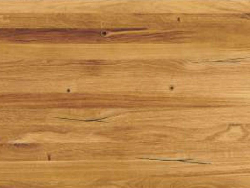 fisso in legno massello di rovere 250 cm