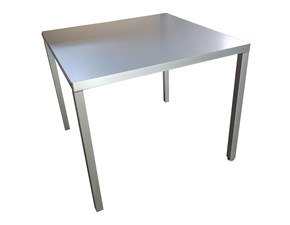 Tavolo Quadrato 140 X 140.Tavoli Quadrati Scontati In Outlet