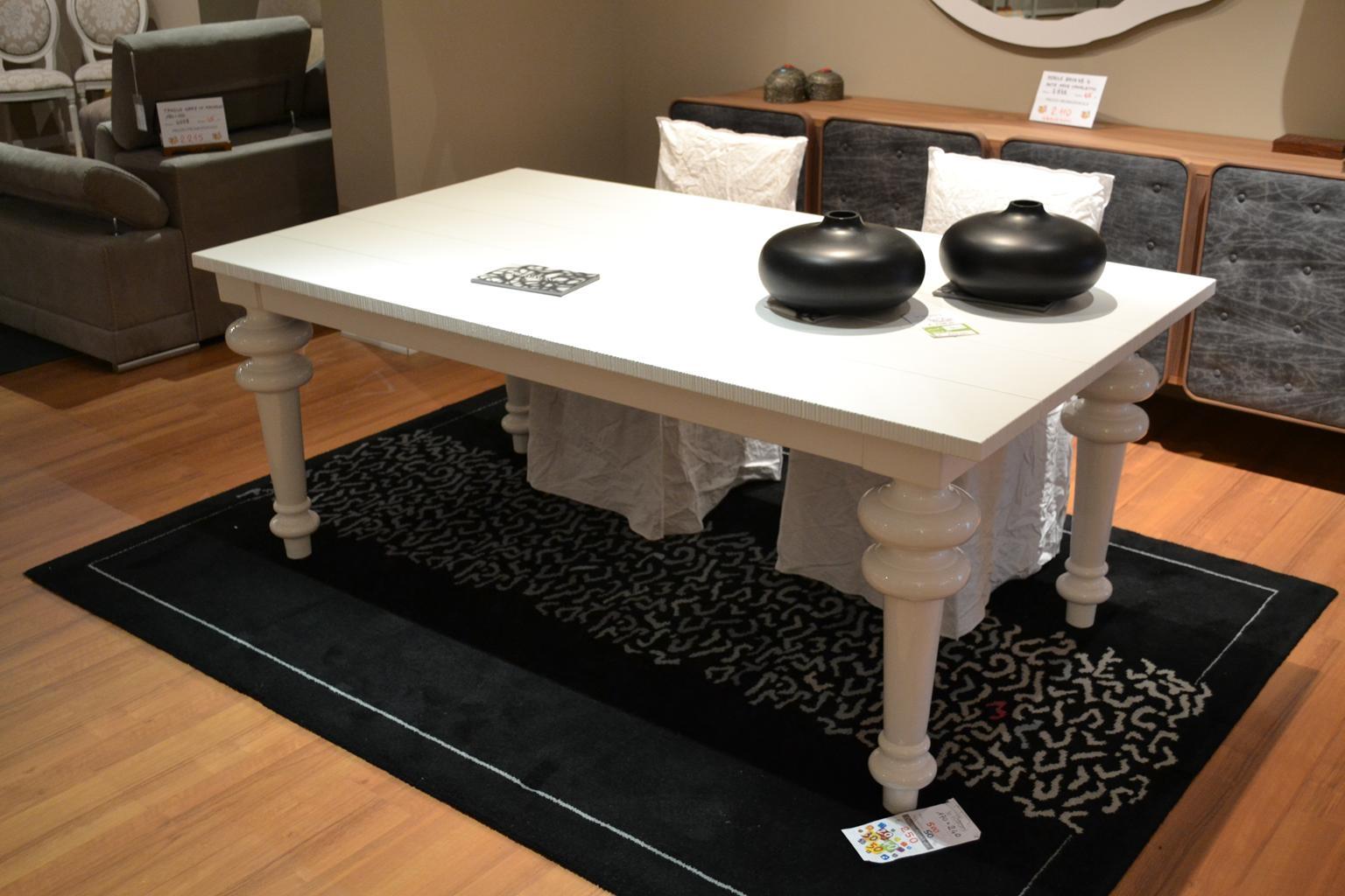tavolo gervasoni gray allungabili tavoli a prezzi scontati. Black Bedroom Furniture Sets. Home Design Ideas