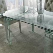 Tavolo Glass La Seggiola Scontato del 35 %
