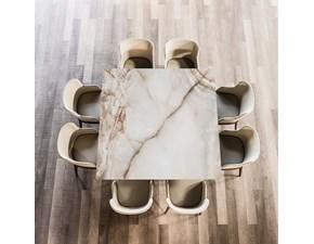 Tavolo Gordon keramik Cattelan in OFFERTA OUTLET
