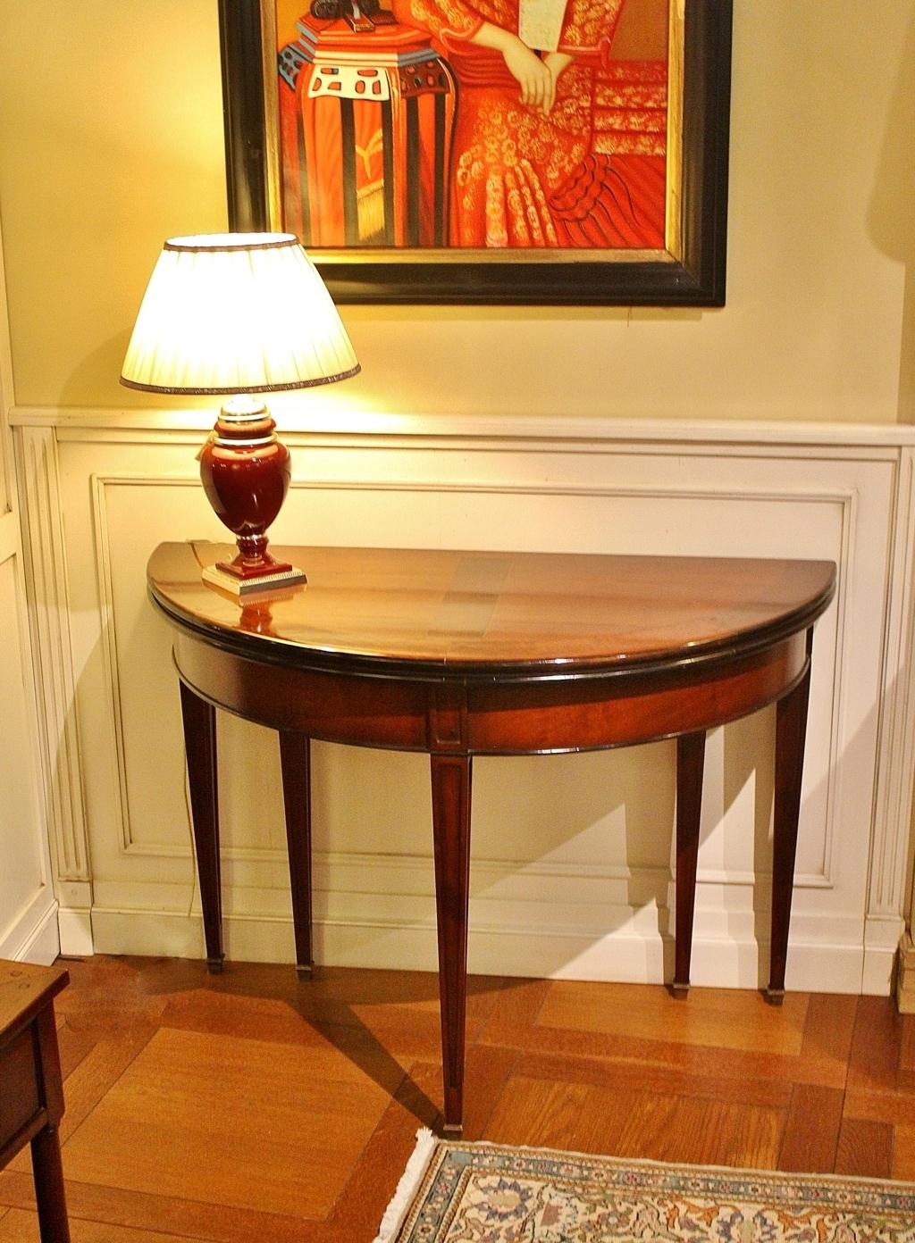 tavolo grande arredo tavolo consolle allungabile in