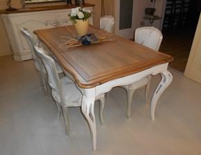 Tavolo legno Grande Arredo scontato del 35%.