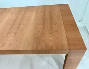 Tavolo Halifax modello Dante in legno ciliegio