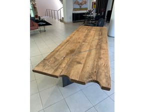 Tavolo Ill Nature design in legno Fisso