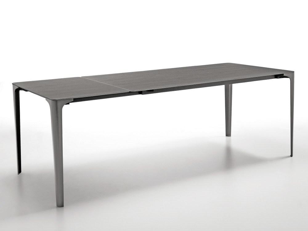 Tavolo in alluminio verniciato 18598 tavoli a prezzi for Tavolo in alluminio