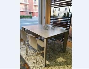 Tavolo in ceramica rettangolare Cruz Bontempi casa a prezzo scontato