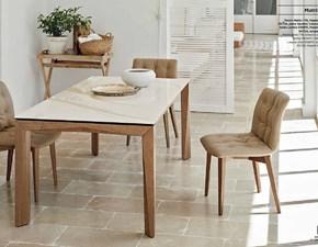 Tavolo in ceramica rettangolare Matrix Friulsedie a prezzo scontato