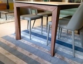 Tavolo in ceramica rettangolare Matrix Friulsedie in Offerta