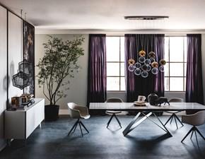 Tavolo in ceramica rettangolare Premier keramik drive Cattelan a prezzo ribassato