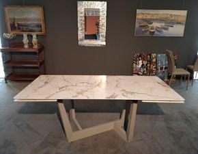 Tavolo in ceramica rettangolare Tavolo art Bonaldo a prezzo ribassato