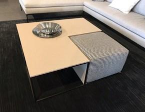 Tavolo in laccato quadrato Tavolino arena B&b in offerta outlet