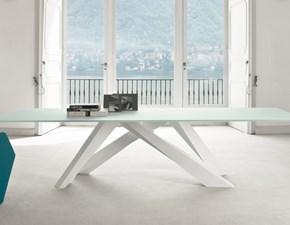 Tavolo in laccato rettangolare Big table di Bonaldo a prezzo scontato