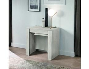 Tavolo in laccato rettangolare Consolle l. Md work in offerta outlet
